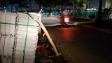 """Thi công đường Quảng Bá: Nhà thầu """"giăng bẫy"""" người dân?"""