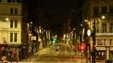 Luân Đôn (Anh) tĩnh lặng sau khi phong toả thành phố