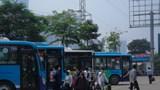 Hà Nội: Người dân về quê nghỉ lễ 30/4 - 1/5, bến xe thông thoáng, áp lực giao thông tăng nhẹ