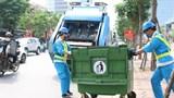 Hà Nội: Phân luồng, lưu trữ rác tạm thời