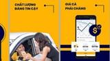 Taxi nội cạnh tranh với Grab: Cuộc đua khốc liệt