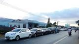 Tai nạn liên hoàn trên Quốc lộ 20 khiến giao thông tê liệt nhiều giờ