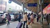 Bắt tại trận 2 thanh niên nghiện ma tuý rình mò trộm đồ trong sân bay