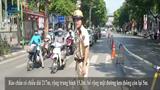 [Video] Ngày đầu rào chắn đường Trần Hưng Đạo phục vụ thi công ga S12
