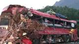 Thời điểm xảy ra tai nạn thảm khốc Hoà Bình, tài xế xe khách không có GPLX