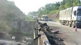 Thông xe cầu Ngòi Thủ trên cao tốc Nội Bài - Lào Cai