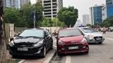 Phường Liễu Giai: Tràn lan vi phạm dừng đỗ xe gây cản trở giao thông
