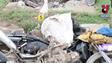 Xe tải gây tai nạn nghiêm trọng tại Ninh Thuận