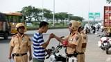 TP Hồ Chí Minh: Hơn 700 trường hợp vi phạm giao thông đã bị xử lý