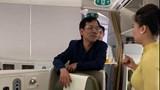 Nóng: Tiếp viên trưởng cũng tố bị khách thương gia sờ soạng trên máy bay