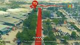 Hà Nội: Rào chắn nhiều tuyến đường để xây trường đua xe F1
