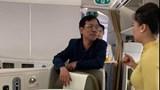 Khách thương gia sàm sỡ trên máy bay không đến làm việc theo yêu cầu