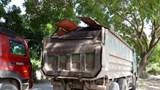 Hà Nội vây bắt xe quá tải như phim hành động