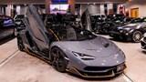 Lamborghini Centenario Roadster được rao bán với giá 4 triệu USD