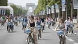 Thế giới khuyến khích người dân đi xe đạp như thế nào?
