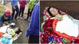 Vụ thai phụ bị tài xế đuổi xuống đường: Đánh rơi trái tim