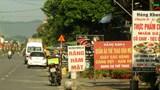 Thị trấn Đại Nghĩa: Tràn lan tình trạng chiếm dụng vỉa hè gây cản trở giao thông