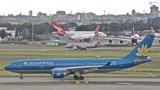 Do ảnh hưởng của bão số 4, 17 chuyến bay bị hủy và hoãn