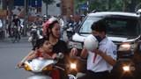 Hà Nội: Giao thông thuận lợi trong ngày khai trường
