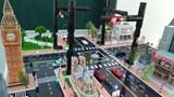 Dạy trẻ tham gia giao thông an toàn qua mô hình động