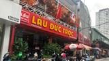 """Ngõ 298 Tây Sơn: Nhà hàng, quán ăn làm chính quyền """"bối rối"""""""