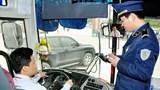 Tăng cường kiểm tra, xử lý vi phạm qua hệ thống giám sát hành trình