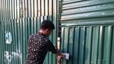 Phường Mộ Lao: Đóng cửa bãi xe sau lưng trường học