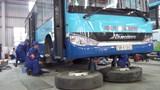 Sửa xe buýt nhanh như điện