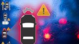 Những công nghệ ô tô tiện dùng mùa mưa