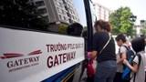 Quận Cầu Giấy: Kiểm tra 160 phương tiện đưa đón học sinh, trường Gateway có 29 xe
