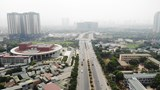 Hà Nội phân luồng giao thông phục vụ thi công đường đua F1