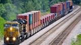 Doanh thu, thị phần vận tải đường sắt lao dốc như thế nào?
