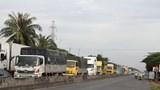 Cấm xe tải từ 3 trục lưu thông trên QL.1 đoạn thị xã Cai Lậy