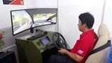 Cabin mô phỏng đào tạo, sát hạch lái xe ôtô lần đầu tiên xuất hiện tại VMS 2019