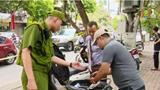 Công an Hà Nội tăng cường xử lý vi phạm, trấn át tội phạm