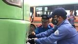 Kiểm tra đột xuất về khí thải tại Hà Nội: 4 ô tô không đạt yêu cầu