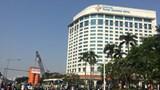 Rào thử phố Kim Mã phục vụ thi công đường sắt Nhổn - Ga Hà Nội