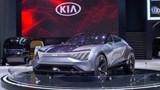 Kia Futuron concept - SUV chạy điện phong cách UFO