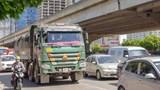 Hà Nội: Hơn 360 xe tải lưu thông vào đường cấm bị xử phạt