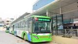 Xe buýt Hà Nội: Còn nhiều gian nan, thách thức
