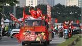 Phân luồng giao thông trận đấu vòng loại World cup 2022 giữa Việt Nam và Thái Lan