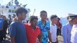 Quảng Ngãi: Khen thưởng các ngư dân dũng cảm cứu người