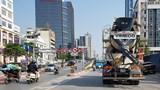 Hà Nội: Bất an xe bồn lưu thông giờ cấm