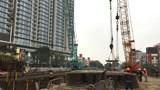 """Tuyến đường sắt đô thị, đoạn Nhổn - Ga Hà Nội: Đã vượt qua những """"khúc cua"""" khó khăn"""