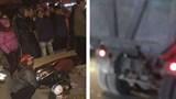 Hà Nội: Va chạm với xe tải trên Quốc lộ 6, 1 nữ giáo viên tử vong