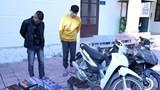 Hà Tĩnh: Gây ra hàng chục vụ trộm bình ắc quy, 2 đối tượng bị bắt giữ