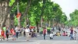 Chính thức tổ chức không gian đi bộ khu vực Hồ Hoàn Kiếm và phụ cận