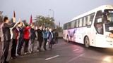 Hà Nội: Lãnh đạo Thành phố chu đáo, ân cần tiễn công nhân về quê ăn Tết