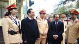 Phó Chủ tịch Nguyễn Thế Hùng: Yêu cầu xử lý nghiêm vi phạm về bia, rượu, không có vùng cấm, ngoại lệ