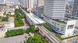 Dự án Đường sắt đô thị Nhổn - ga Hà Nội đã hoàn thành 2/9 gói thầu